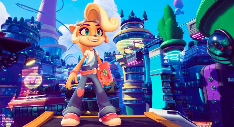 Crash Bandicoot 4 PS 4