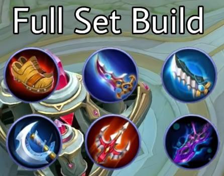 Build Zilong/ Yun Zhao Mobile Legends Terbaik