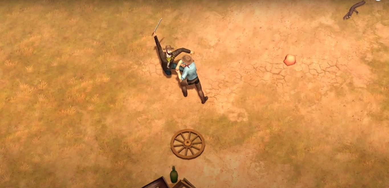 Gameplay Westland Survival
