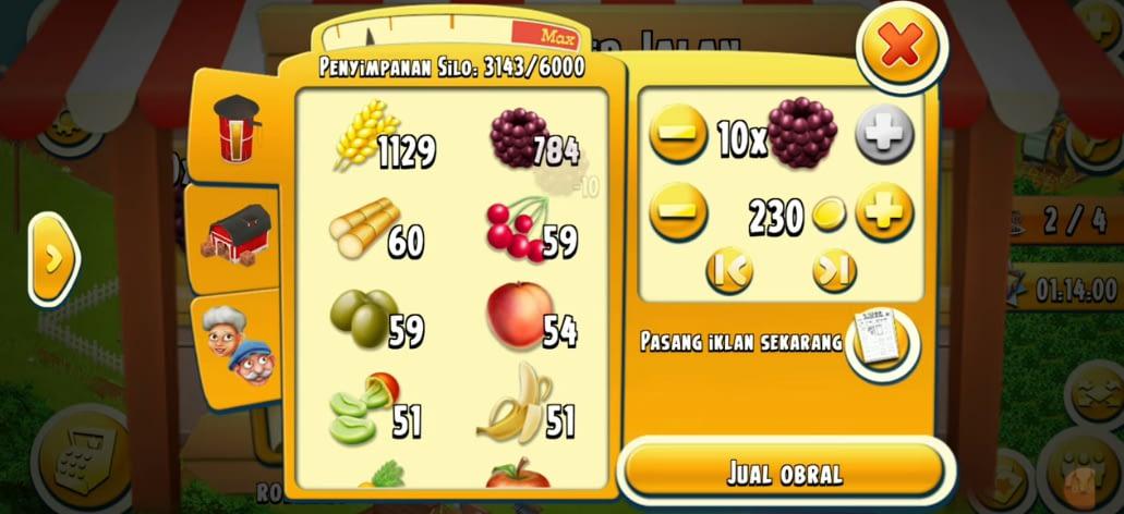Game Farming Mission