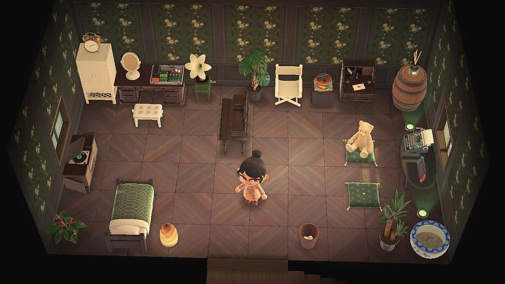 Bikin Kreasi Baru saat maen Game Animal Crossing