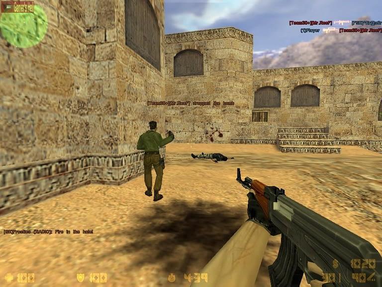 Mainkan Counter Strike 1.6 tanpa Download