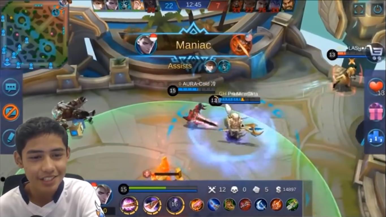 Build tersakit Alucard Mobile Legends