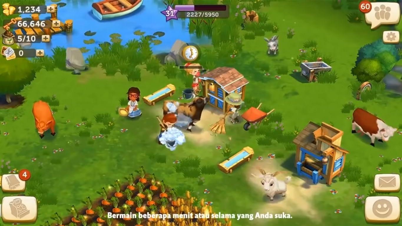 Game Offline Farmville 2 : Country Escape
