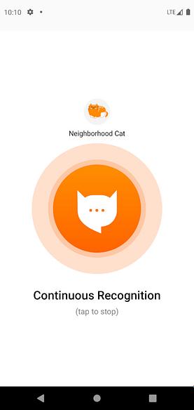 aplikasi penerjemah kucing