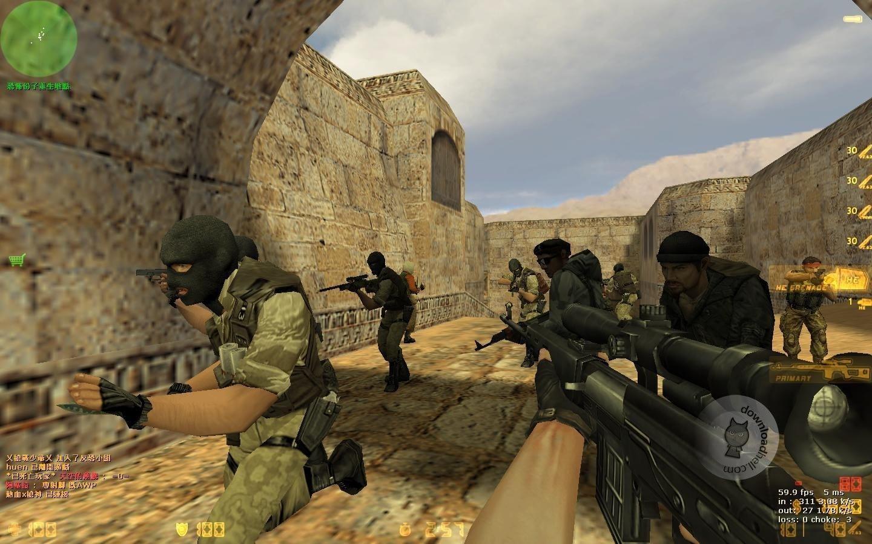 Counter Strike 1.6 Bisa Dimainkan di Browser!