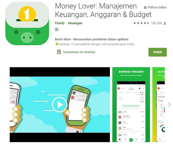 Aplikasi Untuk Manajemen Keuangan Saat Wabah Corona yang mudah digunakan