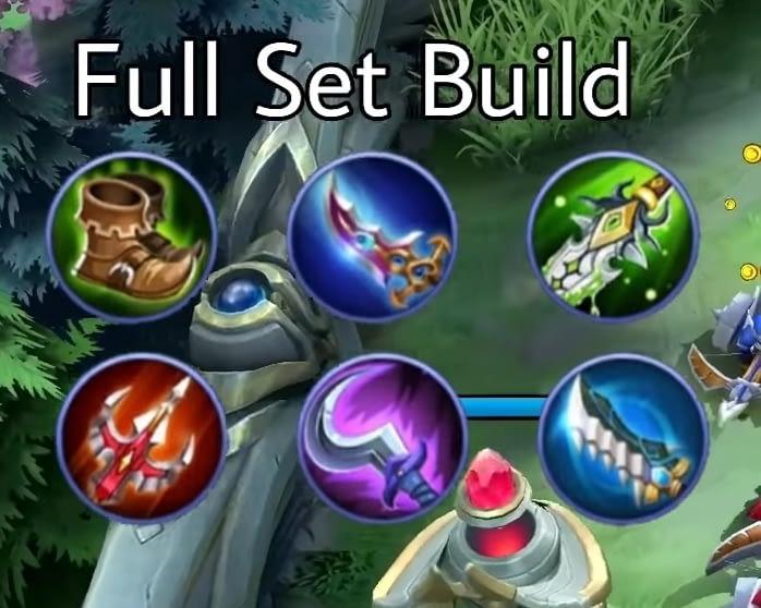 Build Chou Mobile Legends Terkuat