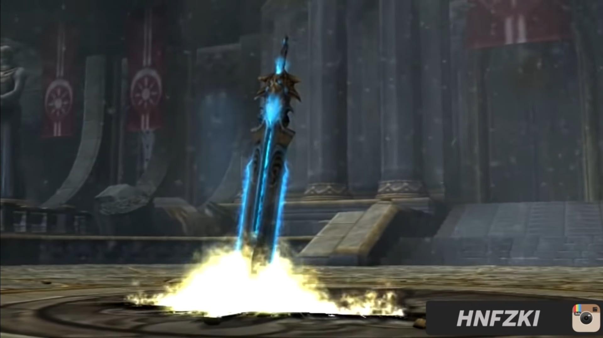 Pedang dari Zeus