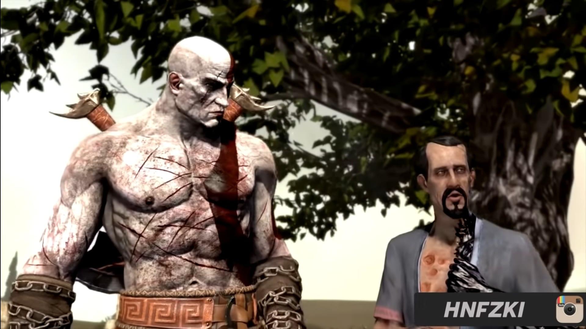 Kratos dan Orkos