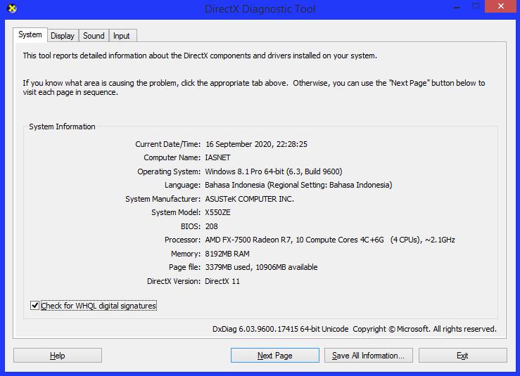 mengatasi laptop not responding