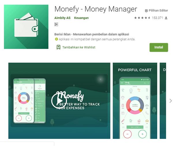 Gambar Monefy Aplikasi Untuk Manajemen Keuangan Saat Wabah Corona