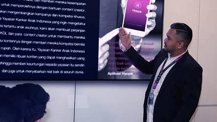 Aplikasi Hyppe, Medsos Lokal Yang Siap Mengglobal