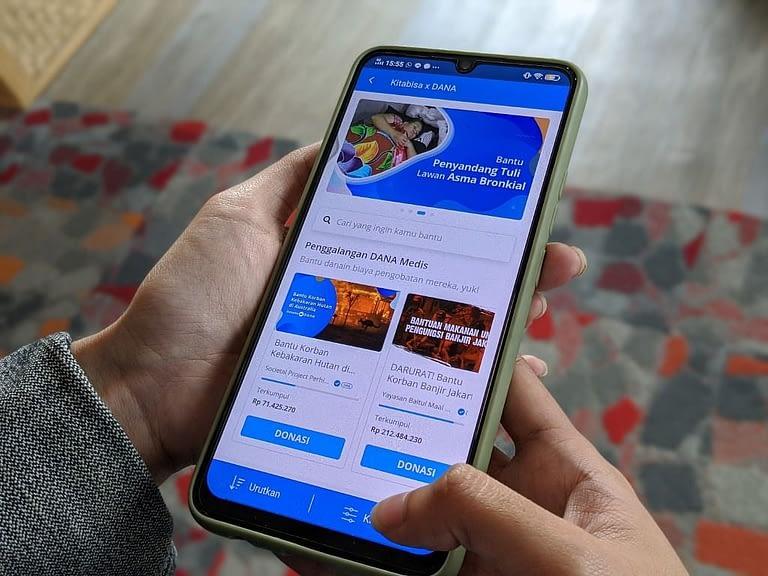 aplikasi untuk bayar zakat fitrah online