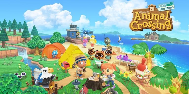 Game Animal Crossing