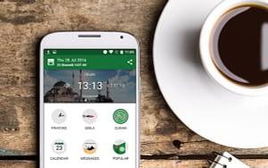 aplikasi desain ucapan lebaran Idul Fitri 2020