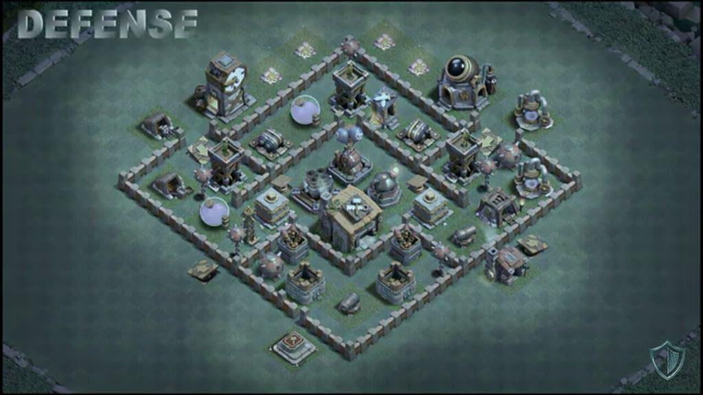 Base Aula Tukang Level 6