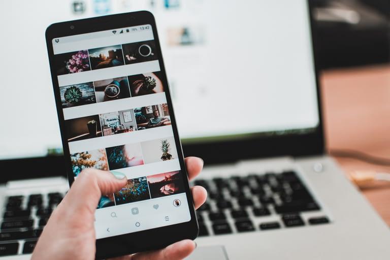 cara mengembalikan foto instagram