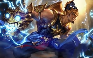 Build Gatotkaca Mobile Legends Tersakit