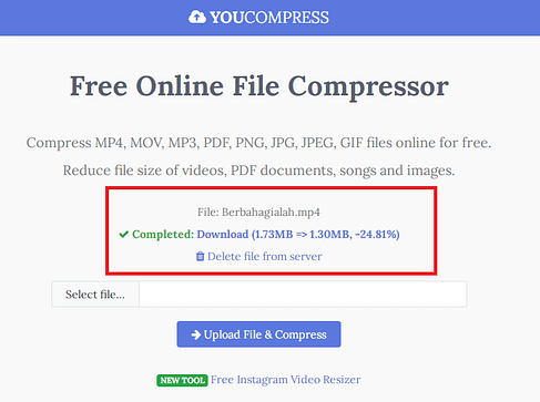 Youcompressor