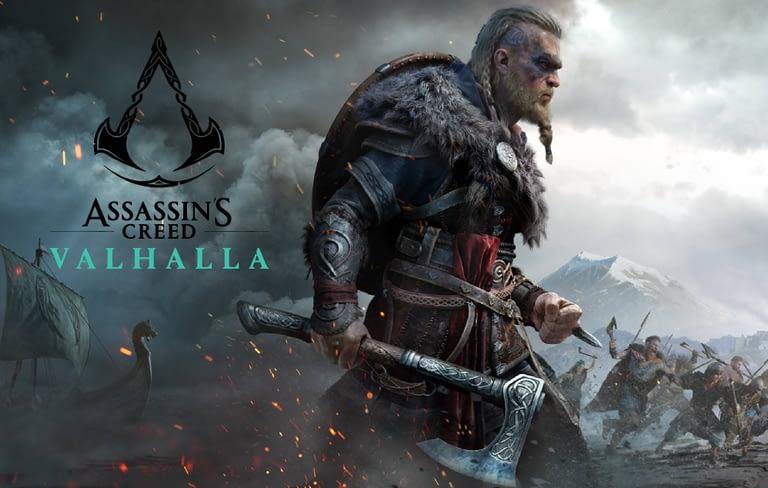 Game Baru Assassin's Creed Valhalla