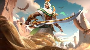 Hero Khaleed Mobile Legends