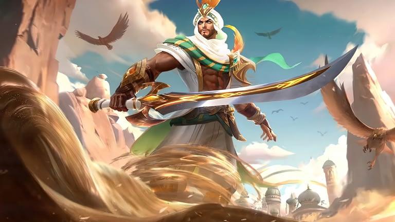 Hero Khaleed Mobile Legends