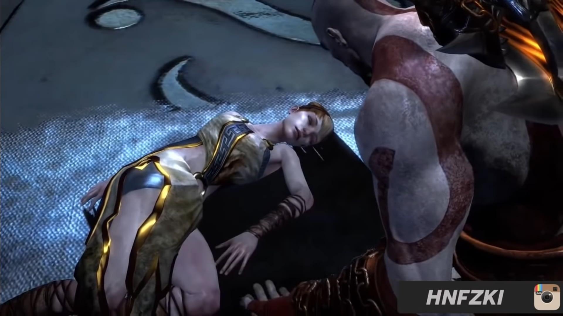 Alur Cerita God of War Mitologi Yunani : Pertemuan dengan Pandora