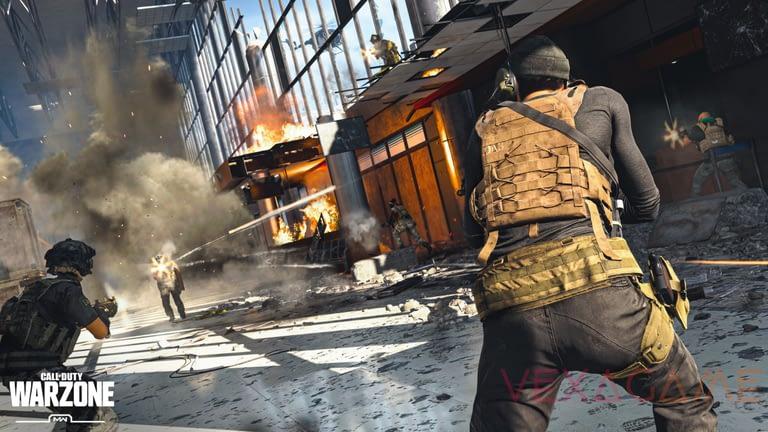 7 senjata Call of Duty Warzone terbaik untuk pemula