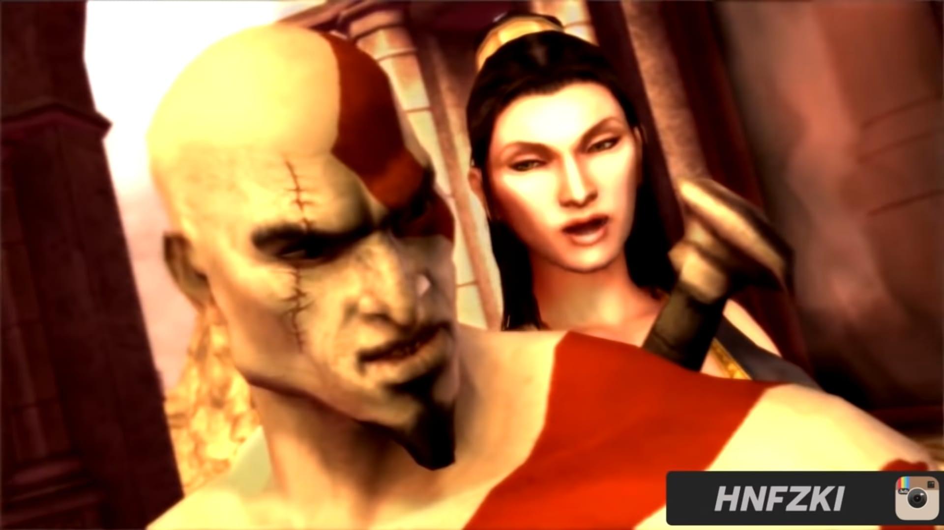 Kratos dan Persephone