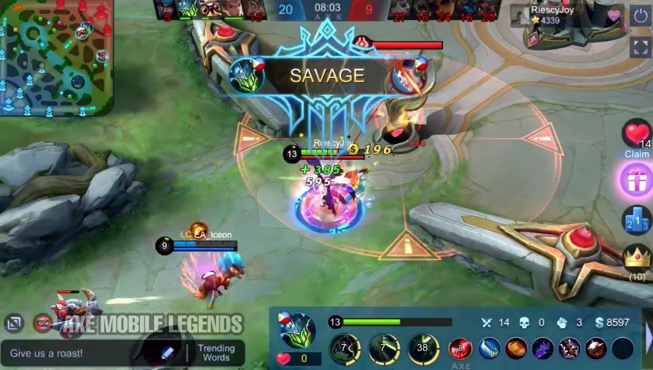 Tips Cepat Mengumpulkan Battle Point, Mobile Legends