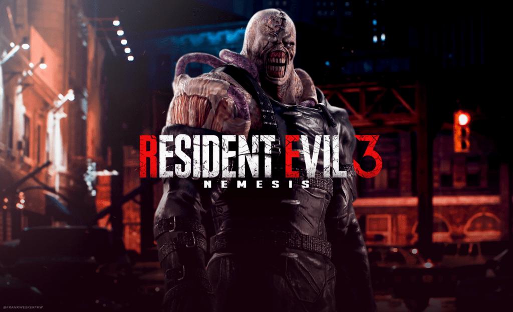 Resident Evil 3: Nemesis - Game Horor Paling Mengerikan 2020