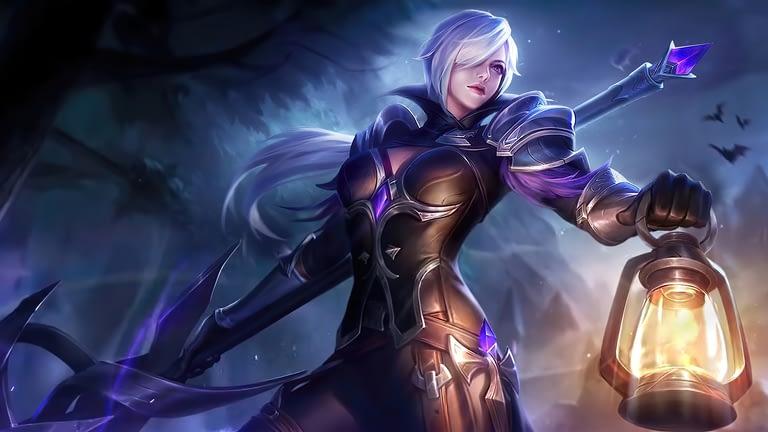 Build Terkuat Silvanna Mobile Legends