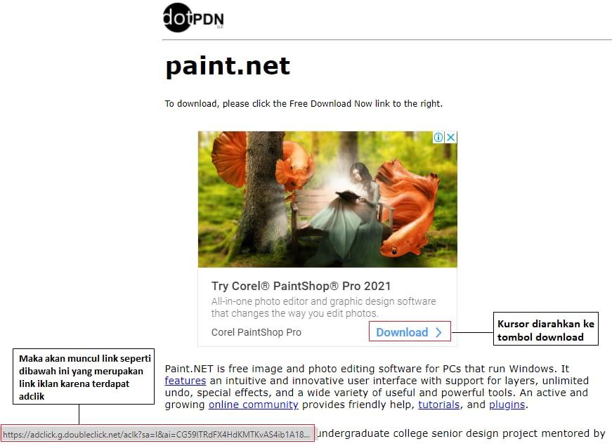 iklan paint net