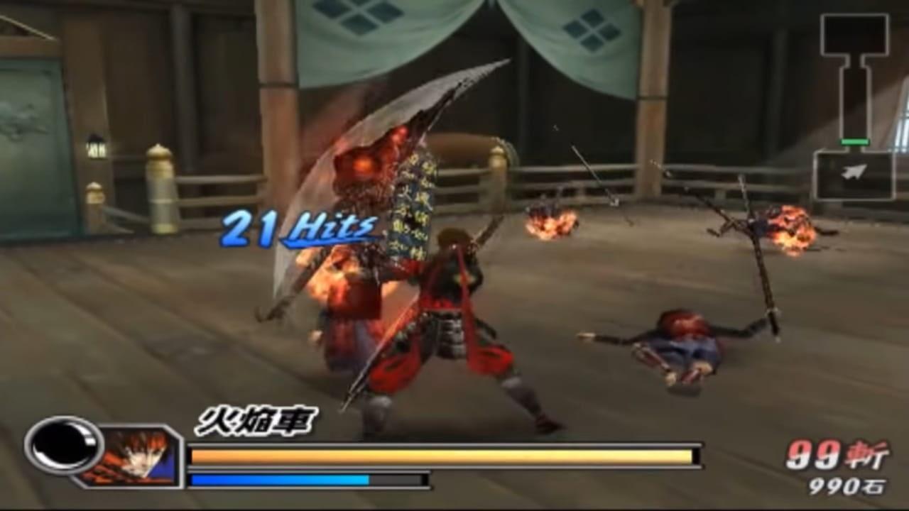 Sanada Yukimura Story Mode